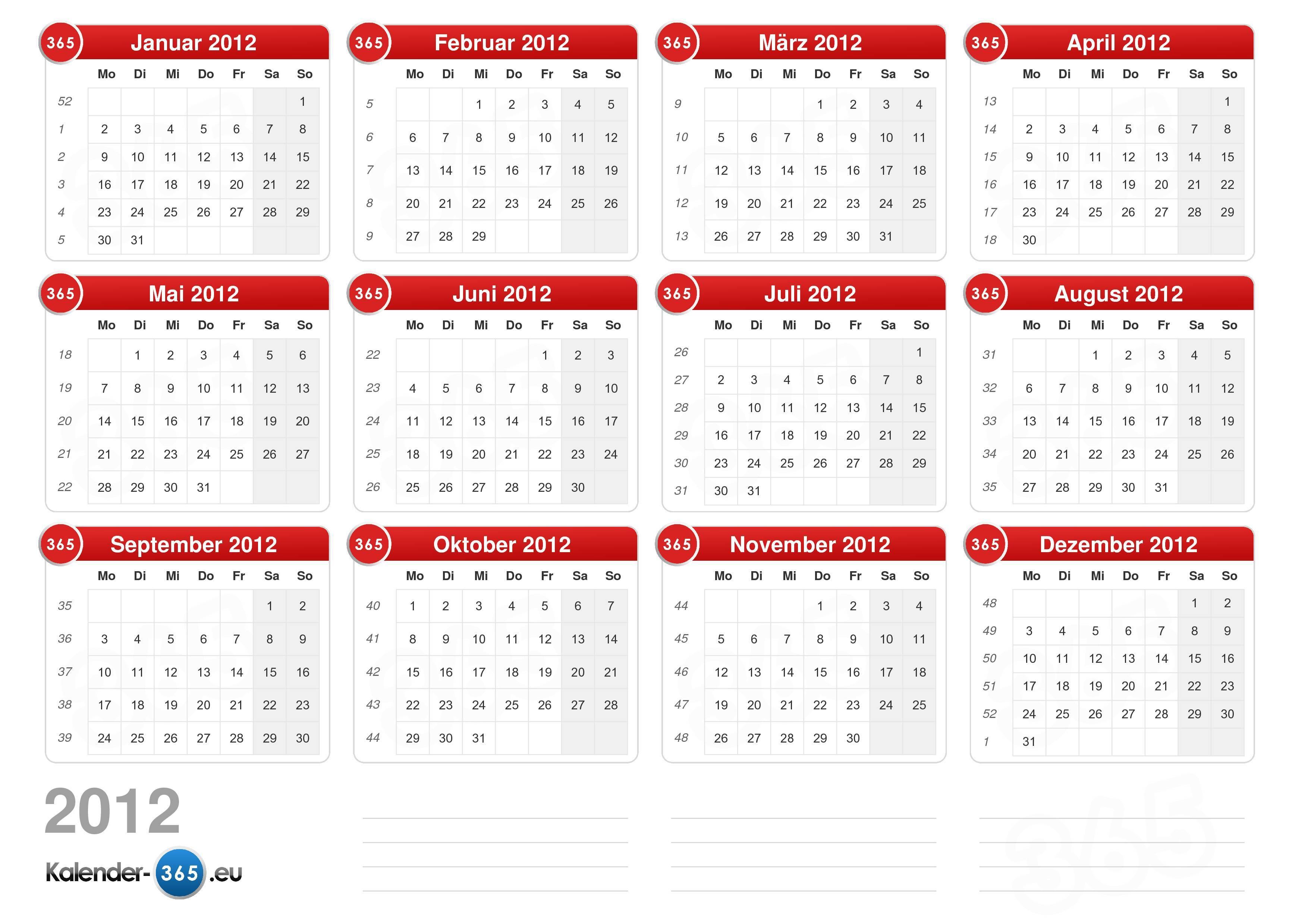 Kalender 2012 (v2)