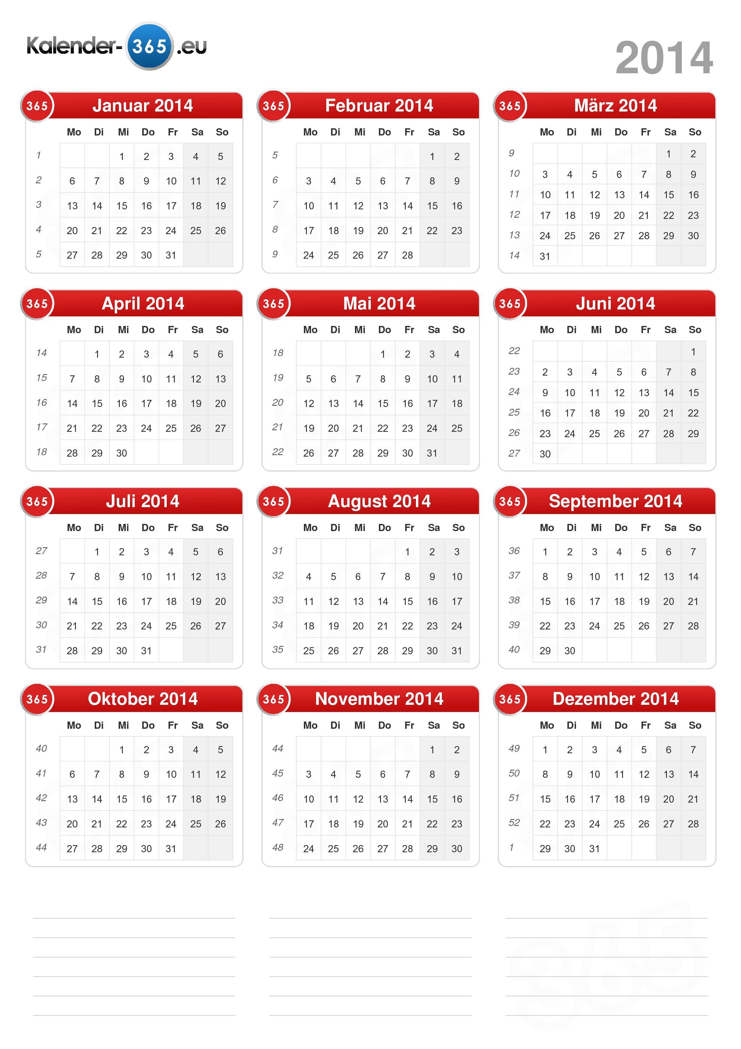 Kalender 2014 hochformat v2
